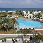 Unser Hotel Kreta Palace in Rethimnon, einfach traumhaft