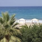 Unsere Hotel Anlage Kreta Palace in Rethimnon