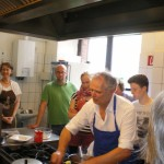 Griechische Kulturtage 2014 - Kochkurs im Symposion