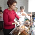 Griechisches Osternfest 12.04.2015 in der MRG - Tanzkultur Vicky Legaki