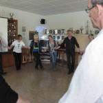 Tanzen nach dem Hauptgang