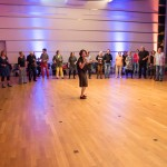 Tango Argentino Einführung, Wiesbaden tanzt 2015